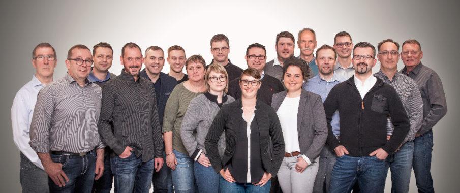 Gruppe 2019 vollständig
